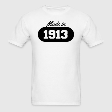 Made in 1913 - Men's T-Shirt