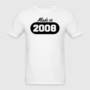 Made in 2008 - Men's T-Shirt