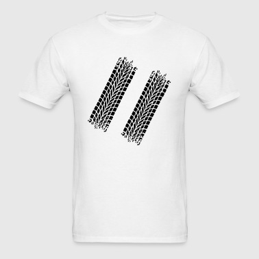 Tires - Men's T-Shirt