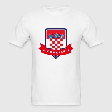 Croatia - Men's T-Shirt