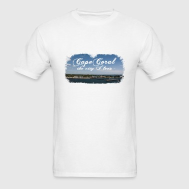Cape Coral - Men's T-Shirt