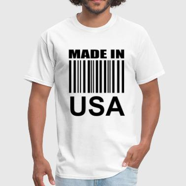 City Bar Bar Code - Men's T-Shirt