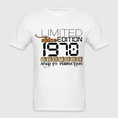 LIMITED EDITION 1970 - Men's T-Shirt