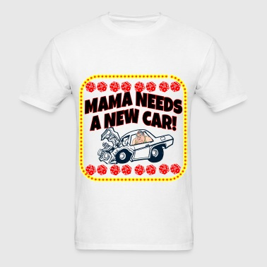 TV Game Show Apparel - TPIR (The Price Is...) Car - Men's T-Shirt