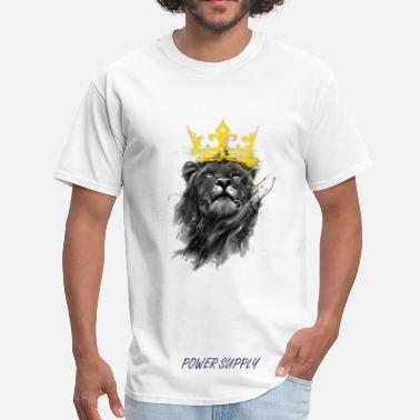 I Am The King  I AM KING ! - Men's T-Shirt