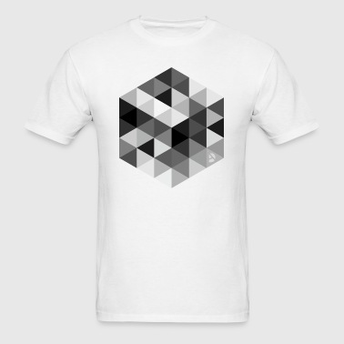 AD Cube - Men's T-Shirt