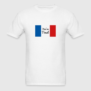 You're (French) Toast.png - Men's T-Shirt