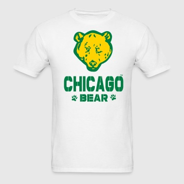 CHICAGO BEARI LOVE CHUBBY BOYS - Men's T-Shirt