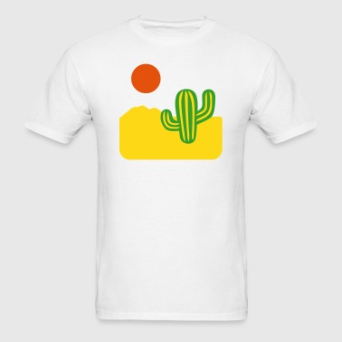 Desert  - Men's T-Shirt