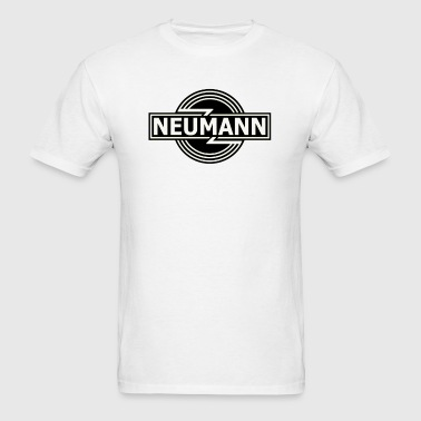 Neumann Horizontal - Men's T-Shirt