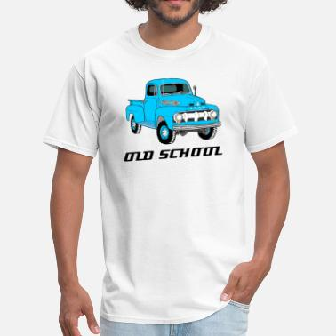 Ford F100 Ford F1 Pickup - Men's T-Shirt