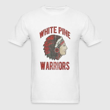 White Pine Warriors Washed - Men's T-Shirt