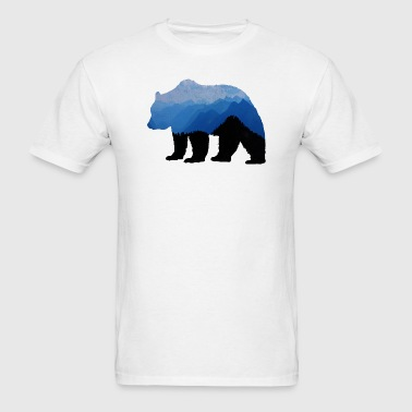 National Park Bear - Men's T-Shirt