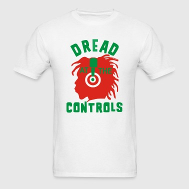 Dread at the Controls - Men's T-Shirt