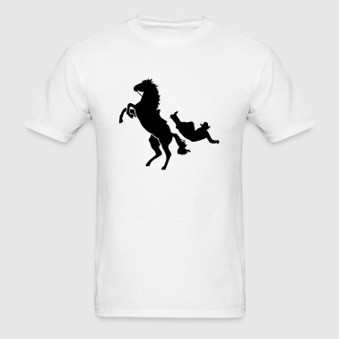 Rodeo - Western Riding - Cowboy - Men's T-Shirt