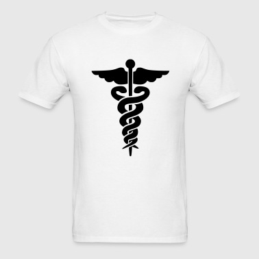 Caduceus - Medicine - Doctor - Symbol - Men's T-Shirt