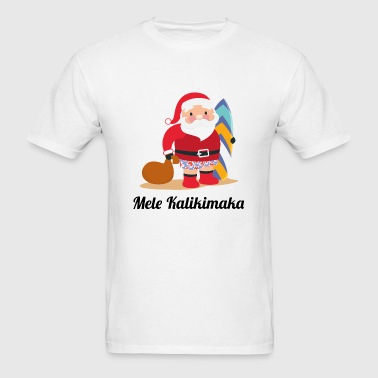Mele Kalikimaka - Men's T-Shirt