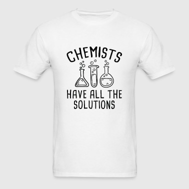 Chemists - Men's T-Shirt