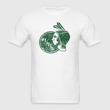 Old School Eastern Hurons - Men's T-Shirt