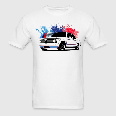 BMW 2002 - Men's T-Shirt