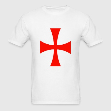 Knight Templar - Men's T-Shirt