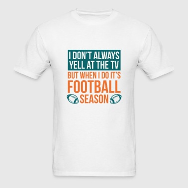 Football Season - Men's T-Shirt