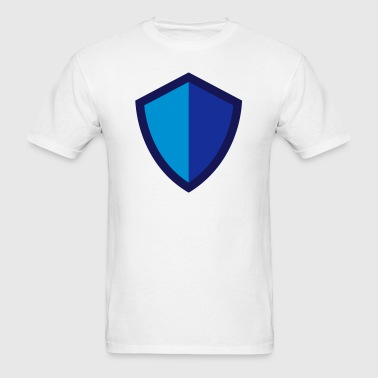 Blue Shield  - Men's T-Shirt