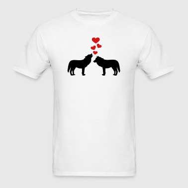 Wolves - Men's T-Shirt