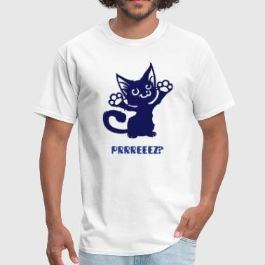 Kitty Paws (one color) - Men's T-Shirt