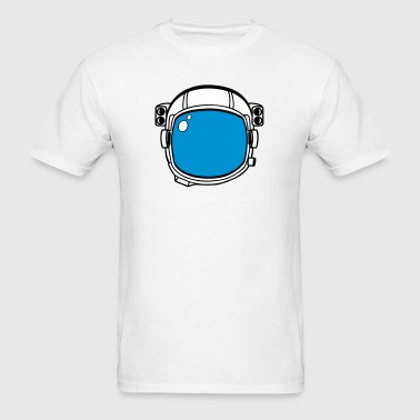 Astronaut Helmet - Men's T-Shirt