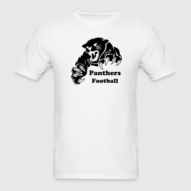 panther custom team graphic - Men's T-Shirt
