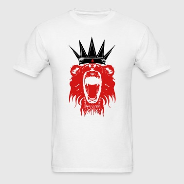 King Lebron James  - Men's T-Shirt