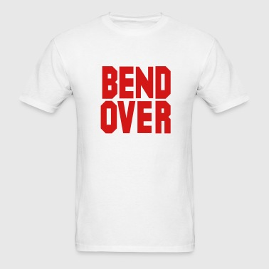 Bend Over - Game Over fun - Men's T-Shirt