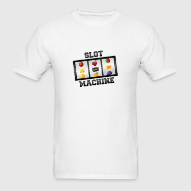 Slot Machine - Men's T-Shirt