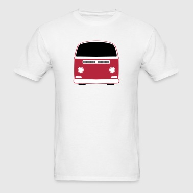 Get Onto The Bus - tedsthreads.co - Men's T-Shirt