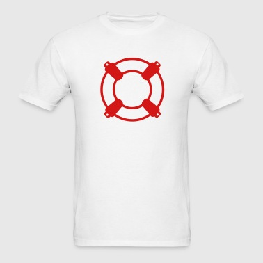 Lifesaver - Men's T-Shirt