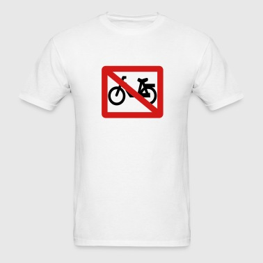 No Moped - Men's T-Shirt