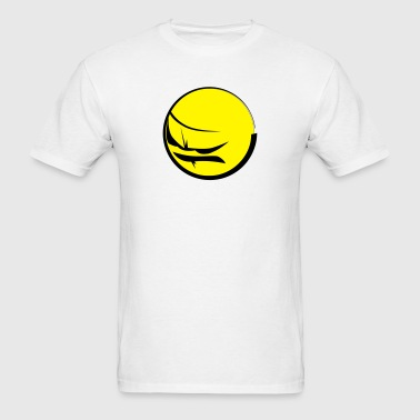 Angry Emoticon Face (emotion) - Men's T-Shirt