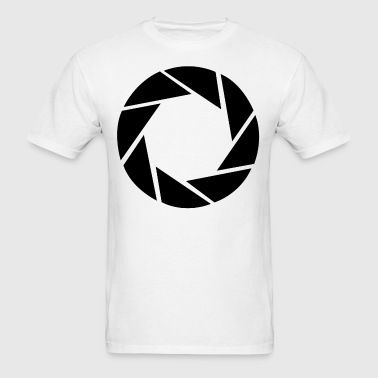 Aperture science - Men's T-Shirt