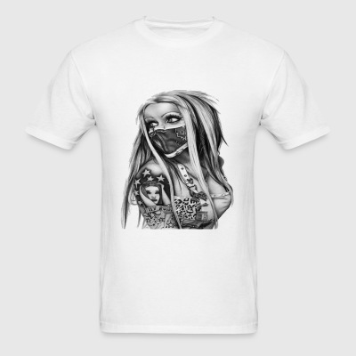 SEXY GIRL - Men's T-Shirt