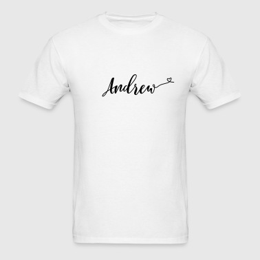 (andrew) - Men's T-Shirt