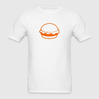 Hamburger - Men's T-Shirt