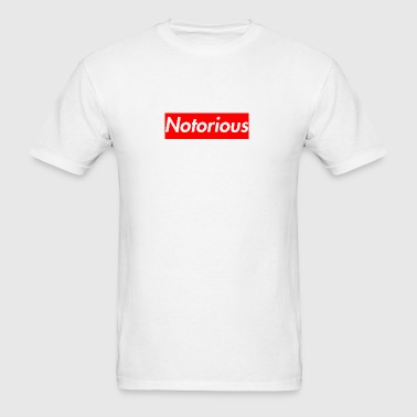 Supreme Conor The Notorious McGregor Shirt - Men's T-Shirt