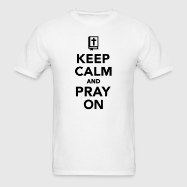 Pray - Men's T-Shirt