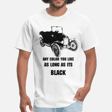 Model Ford Model T - Men's T-Shirt