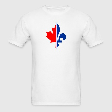 French Canadian - Men's T-Shirt
