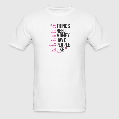Fight Club Quotes - Men's T-Shirt