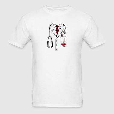 Doctor Costume - Men's T-Shirt