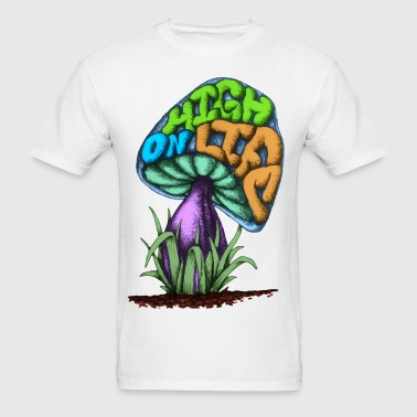 High On Life - Men's T-Shirt