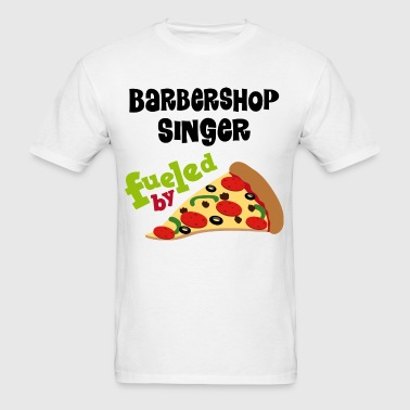 Barbershop Singer Funny Music - Men's T-Shirt